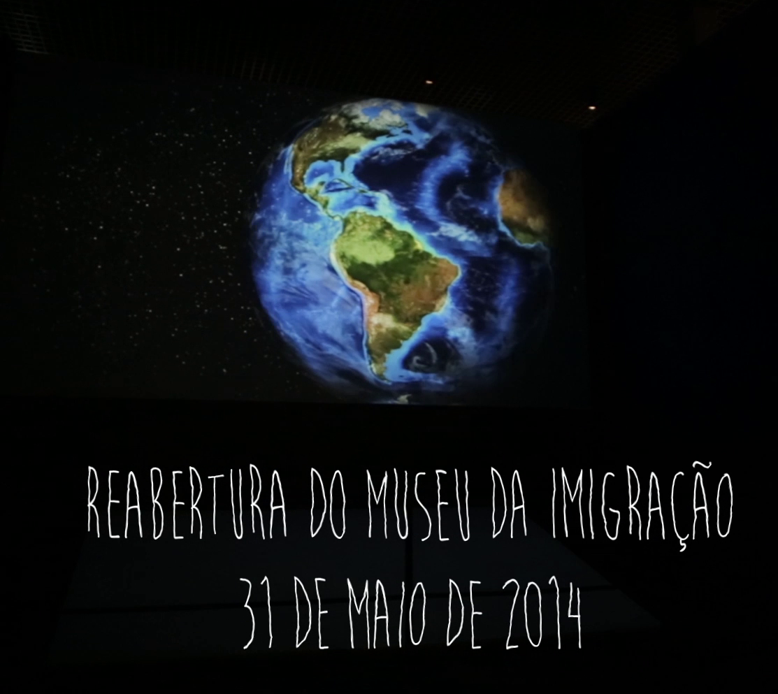 Reabertura do Museu do Imigrante