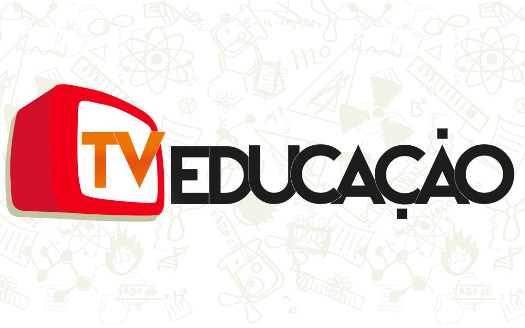 Vinheta TV Educação